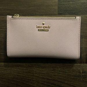 Pink lemonade Kate spade wallet